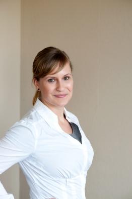 Bloggerin Sabrina von der Heide