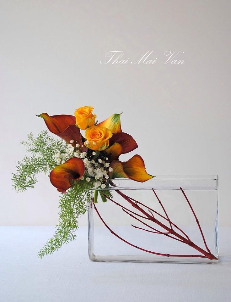 Design pflanzenblog for Japanische blumenkunst